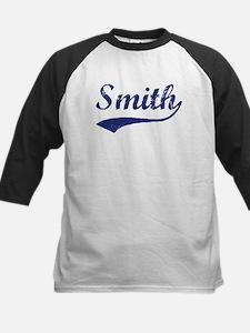 Smith - vintage (blue) Kids Baseball Jersey
