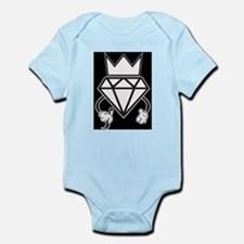 Diamond Crown Body Suit