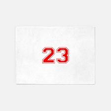 23 5'x7'Area Rug