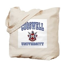 COGSWELL University Tote Bag