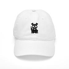 Sugar Puppy - Black Baseball Cap