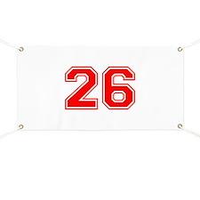 26 Banner