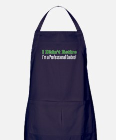 Didn't Retire Professional Daideo Apron (dark)