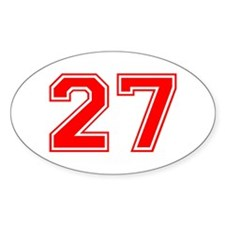 27 Decal
