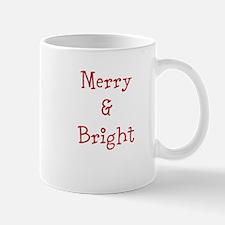 Merry Bright Mugs