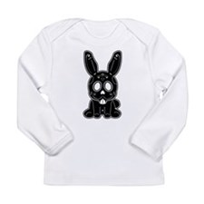 Sugar Bunny - Black Long Sleeve T-Shirt