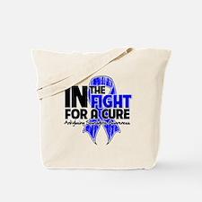 Cure Ankylosing Spondylitis Tote Bag