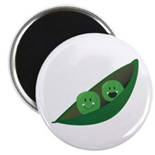 Two Peas Magnets