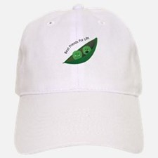 Best Friend Peas Baseball Baseball Baseball Cap