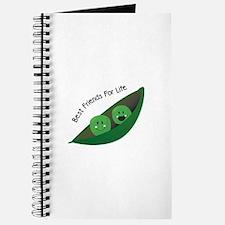 Best Friend Peas Journal