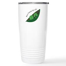 Best Friend Peas Travel Mug