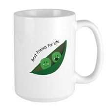 Best Friend Peas Mugs
