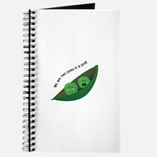 Two Peas in Pod Journal