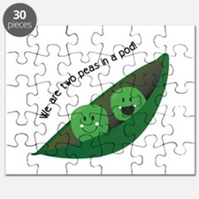 Two Peas in Pod Puzzle