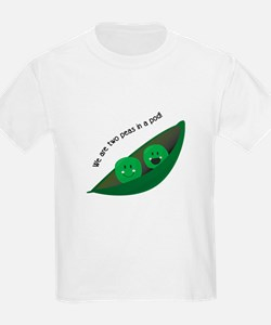 Two Peas in Pod T-Shirt
