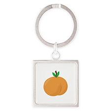 Peach Keychains