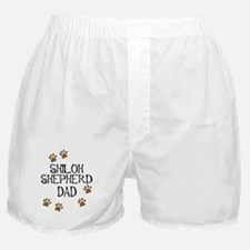 Shiloh Shepherd Dad Boxer Shorts