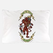 Krampus Yule Be Sorry! Pillow Case
