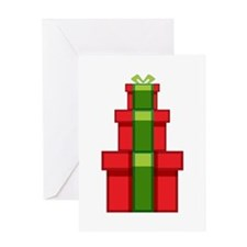 Xmas Gifts Greeting Cards