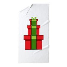 Xmas Gifts Beach Towel