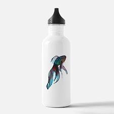 Fancy Betta Fish Sports Water Bottle