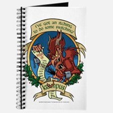 Krampus is Itching to do some Switching Journal