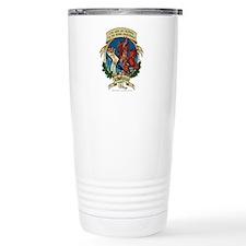 Krampus is Itching to do some Switching Travel Mug