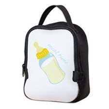 Meal Time Neoprene Lunch Bag