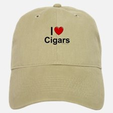 Cigars Baseball Baseball Cap