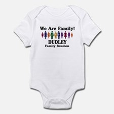 DUDLEY reunion (we are family Infant Bodysuit