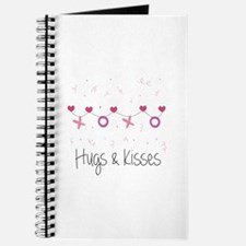 Hugs Kisses Journal