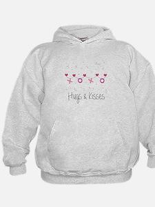 Hugs Kisses Hoodie