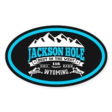 Jackson Hole Vintage Decal