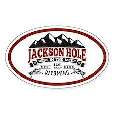 Jackson Hole Vintage Stickers