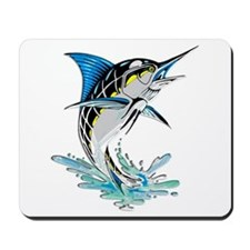 Leaping Marlin copy Mousepad