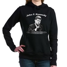 JFK Liberty Women's Hooded Sweatshirt