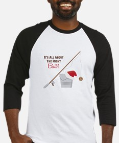 The Right Bait Baseball Jersey