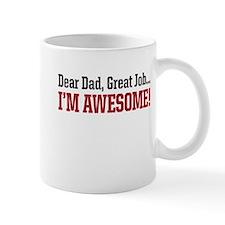 Cute Dear day Mug