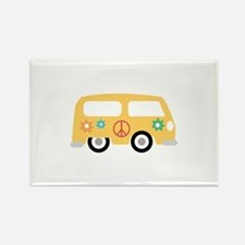 Hippy Bus Magnets