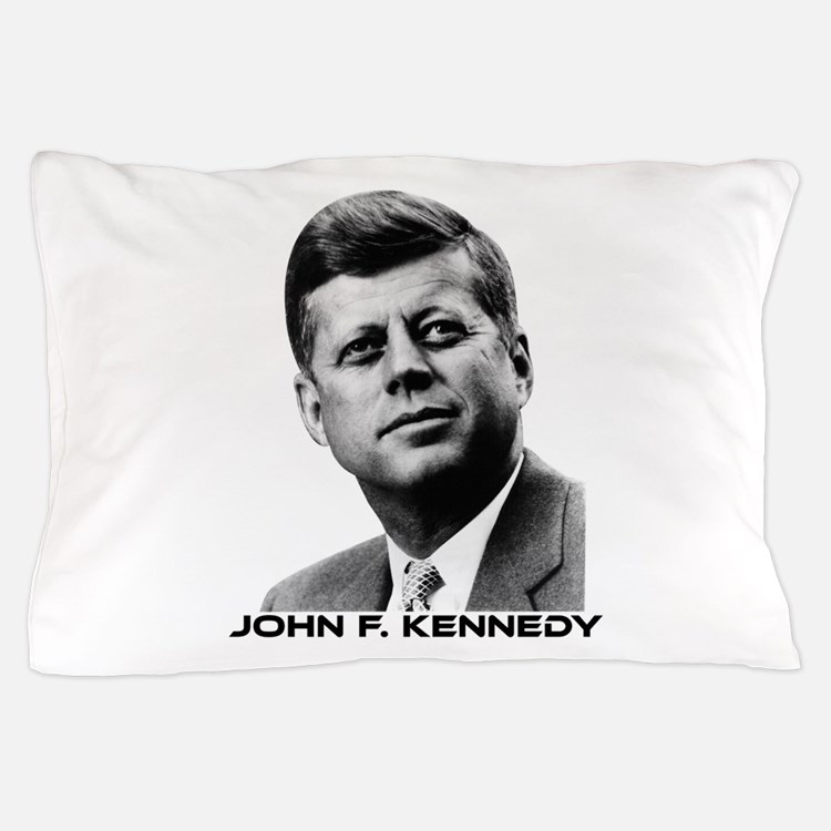 JFK Pillow Case