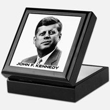 JFK Keepsake Box