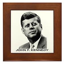 JFK Framed Tile