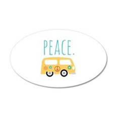 Peace Wall Sticker