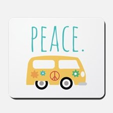 Peace Mousepad