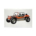 Beach Buggy Rectangle Magnet (10 pack)