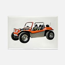 Beach Buggy Rectangle Magnet