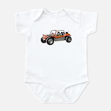 Beach Buggy Infant Bodysuit