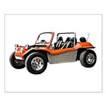 Beach Buggy Small Poster