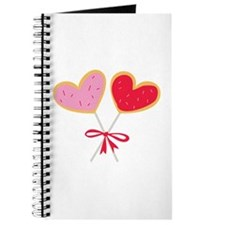 Heart Lollipop Journal