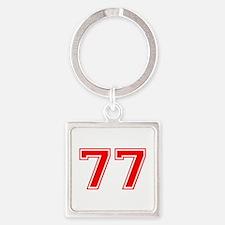 77 Keychains
